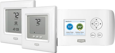 Products New Systems Wi Fi Thermostats Project
